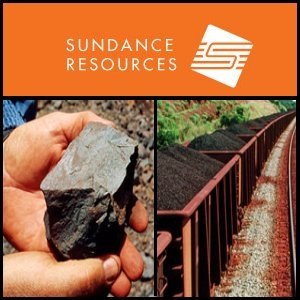 Australian Market Report of November 5, 2010: Sundance Resources (ASX:SDL) Appoints CITIC Securities (SHA:600030) As Financial Advisor In China