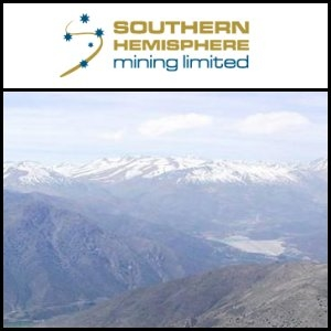 Australian Market Report of November 11, 2010: Southern Hemisphere (ASX:SUH) Announce Positive Copper And Gold Results in Chile