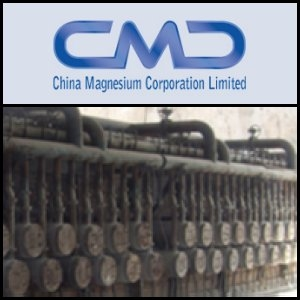 Australian Market Report of December 7, 2010: China Magnesium Corporation (ASX:CMC) Commences Capital Works On China Plant Upgrade