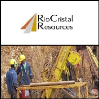 Rio Cristal Resources (CVE:RCZ)