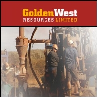 Golden West Resources (ASX:GWR)