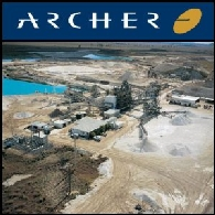 Archer Exploration Limited (ASX:AXE) 
