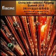China International Forging Summit 2011
