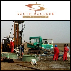 South Boulder Mines Limited (ASX:STB) Establish American Depository Receipt Program