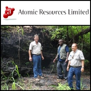Asian Activities Report for April 21, 2011: Atomic Resources (ASX:ATQ) To Acquire Prospective Coal Assets In Tanzania
