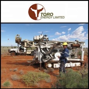 Toro Energy Limited (ASX:TOE) Appoints Mr Martin Janes As General Manager Marketing And Project Finance
