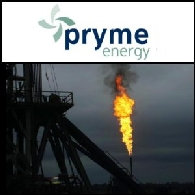 Pryme Energy Limited (ASX:PYM) December 2014 Quarterly Cashflow and Activities Report