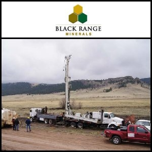 Black Range Minerals Limited (ASX:BLR) Jorc Resource Up 51% to 90.9 Million Pounds of Uranium at Hansen/Taylor Ranch Uranium Project