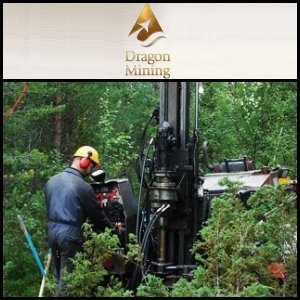 Asian Activities Report for May 27, 2011: Dragon Mining (ASX:DRA) Secures 100% Of The Svartliden Gold Mine In Sweden