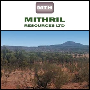 Asian Activities Report for June 3, 2011: Mithril Resources (ASX:MTH) Announce High Grade Copper Extensions At Huckitta Project