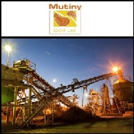Mutiny Gold Limited (ASX:MYG)