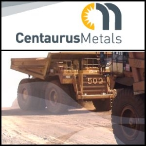 Asian Activities Report for November 14, 2011: Centaurus Metals (ASX:CTM) Announces Robust Pre-Feasibility Study Results from Jambreiro Iron Ore Project