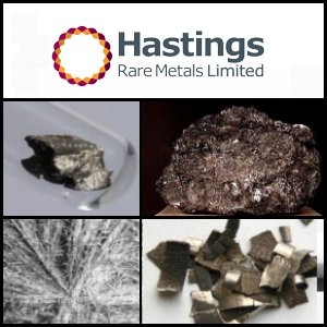 Asian Activities Report for June 20, 2011: Hastings Rare Metals (ASX:HAS) To Acquire Yangibana Rare Earth Project In Western Australia