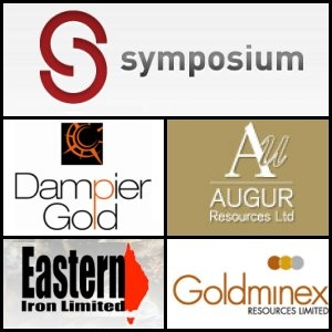 Symposium Resources Roadshow for June 2011 to Showcase Four ASX Listed Companies