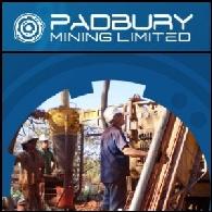 Padbury Mining Limited (ASX:PDY)