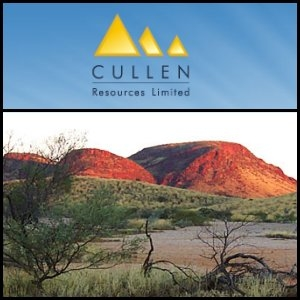 Asian Activities Report for August 1, 2011: Cullen Resources (ASX:CUL) Announce High-Grade Zinc Discovery at TL Property in Canada