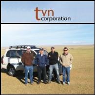TVN Corporation (ASX:TVN)