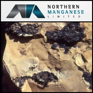 Asian Activities Report for August 30, 2011: Northern Manganese (ASX:NTM) Engages Research on Seafloor Mining