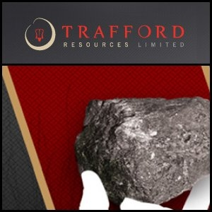 Asian Activities Report for September 5, 2011: Trafford Resources (ASX:TRF) Commenced Exploration at Prospective Peterlumbo Tenement