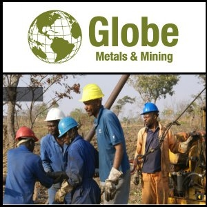Asian Activities Report for September 26, 2011: Globe Metals and Mining (ASX:GBE) Report Significant Fluorite and Rare Earths Drilling Results in Mozambique