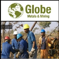 Globe Metals and Mining (ASX:GBE)