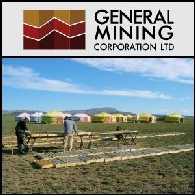General Mining Corporation (ASX:GMM)