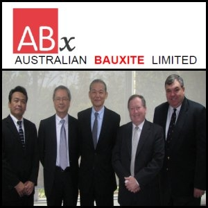 Australian Bauxite Limited (ASX:ABZ) Concludes Memorandum of Understanding with Marubeni Corporation (TYO:8002) for Goulburn-Taralga Bauxite Project Pre-Feasibility Study