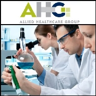 Allied Healthcare Group (ASX:AHZ)