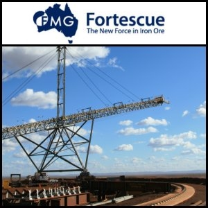 Asian Activities Report for October 12, 2011: Fortescue Metals Group (ASX:FMG) Increases Total Iron Ore Resource Inventory to 11.42 Billion Tonnes