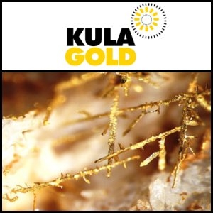 Asian Activities Report for November 10, 2011: Kula Gold Limited (ASX:KGD) Confirms Further High Grade Mineralisation at Kulumadau East
