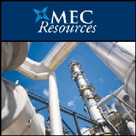 MEC Resources (ASX:MMR)