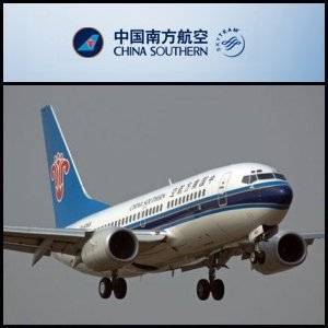 Asian Activities Report for January 16, 2012: China Southern Airlines (HKG:1055) Eyes on Australia
