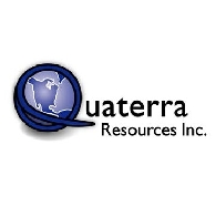Quaterra Resources (CVE:QTA)