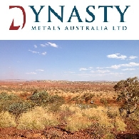 Dynasty Metals Australia Limited (ASX:DMA)