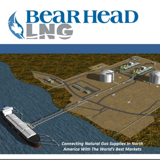 Canada Gas and LNG Conference Presentation in Vancouver