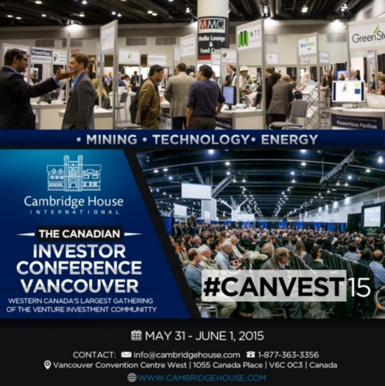 Canadian Investor Conference Vancouver 2015