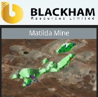 Blackham Resources Limited (ASX:BLK) Williamson provides More Base Load Feed