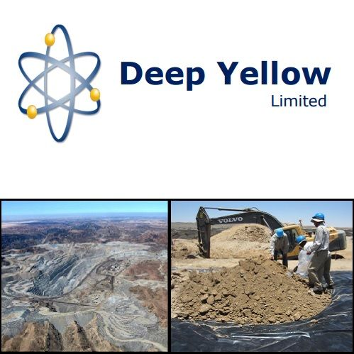New Uranium Discovery Confirmed at Tumas 3, Namibia