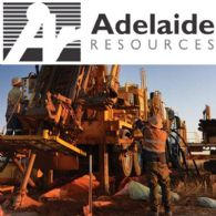 Adelaide Resources Limited (ASX:ADN) SA Mining and Exploration Conference Presentation