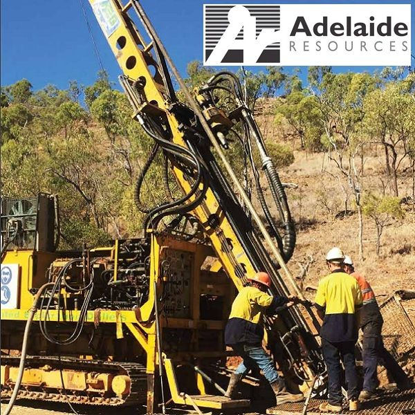 Drilling Underway at Baggy Green Gold Prospect