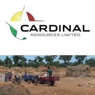 Cardinal Resources Ltd (ASX:CDV) Completes Second Tranche Placement