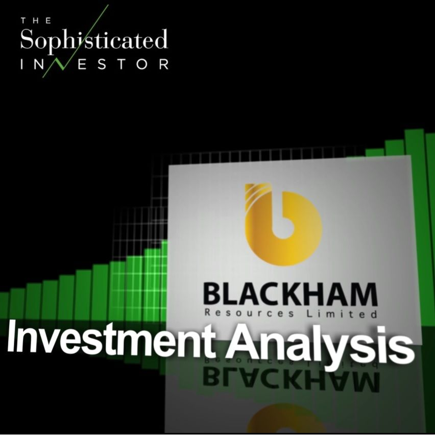 FINANCE VIDEO: Blackham Share Price Re-Rating as Production Could Reach 200,000oz pa