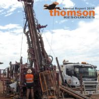 Thomson Resources (ASX:TMZ) New Gold Project