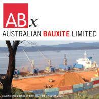 Australian Bauxite Ltd (ASX:ABX) Next Shipment of Tasmanian Bauxite Confirmed