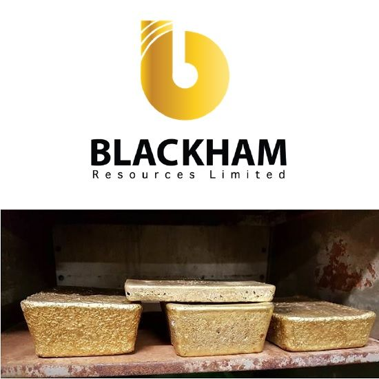 Blackham Resources Ltd Gold Production Kicks Off