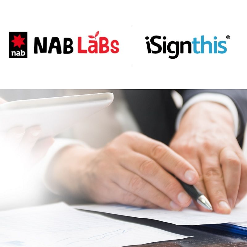 iSignthis Ltd (ASX:ISX) Presentation - NAB Labs, a National ...