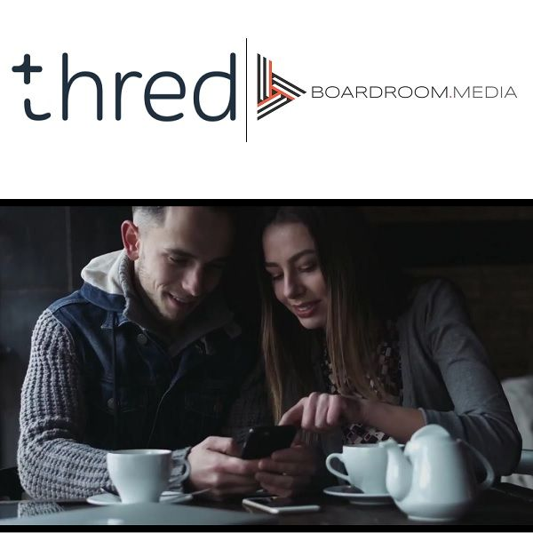 Thred Partners with Boardroom Media to Launch It's First Subscriber Channel