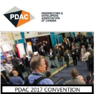 Gain Insights on the Latest Developments Shaping the Mineral and Finance Industries at PDAC 2017!