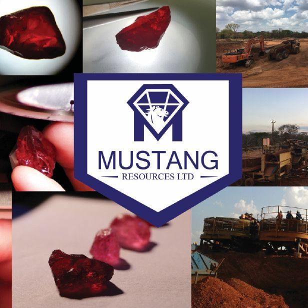 Mustang Ruby Inventory Continues to Grow