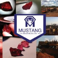 Mustang Resources Ltd (ASX:MUS) (FRA:GGY) Ruby Inventory Continues to Grow